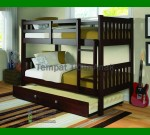 Tempat Tidur Anak Minimalis Tingkat FK TA 380