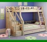 Tempat Tidur Anak Perempuan Jati FK TA 548