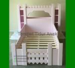 Tempat Tidur Anak Plus Lemari FK TA 414