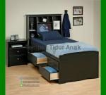 Tempat Tidur Anak Tingkat FK TA 572