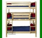 Tempat Tidur Anak Tingkat Minimalis FK TA 458