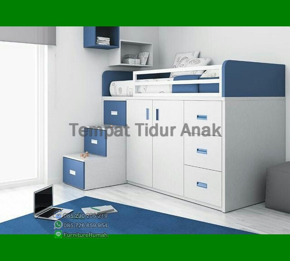 Tempat Tidur Anak Ukir Jepara FK TA 477