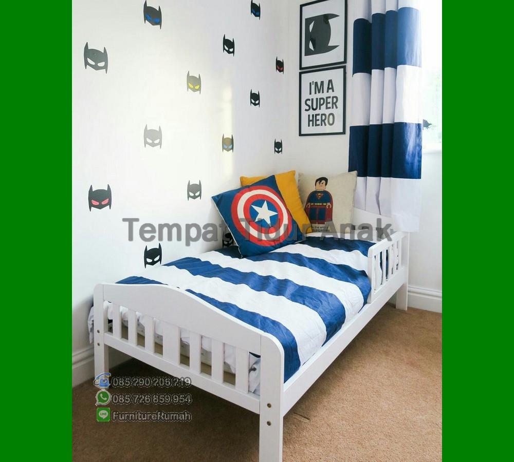Tempat Tidur Anak Yang Ada Perosotan FK TA 507