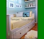 Tempat Tidur Anak Yang Lucu FK TA 499