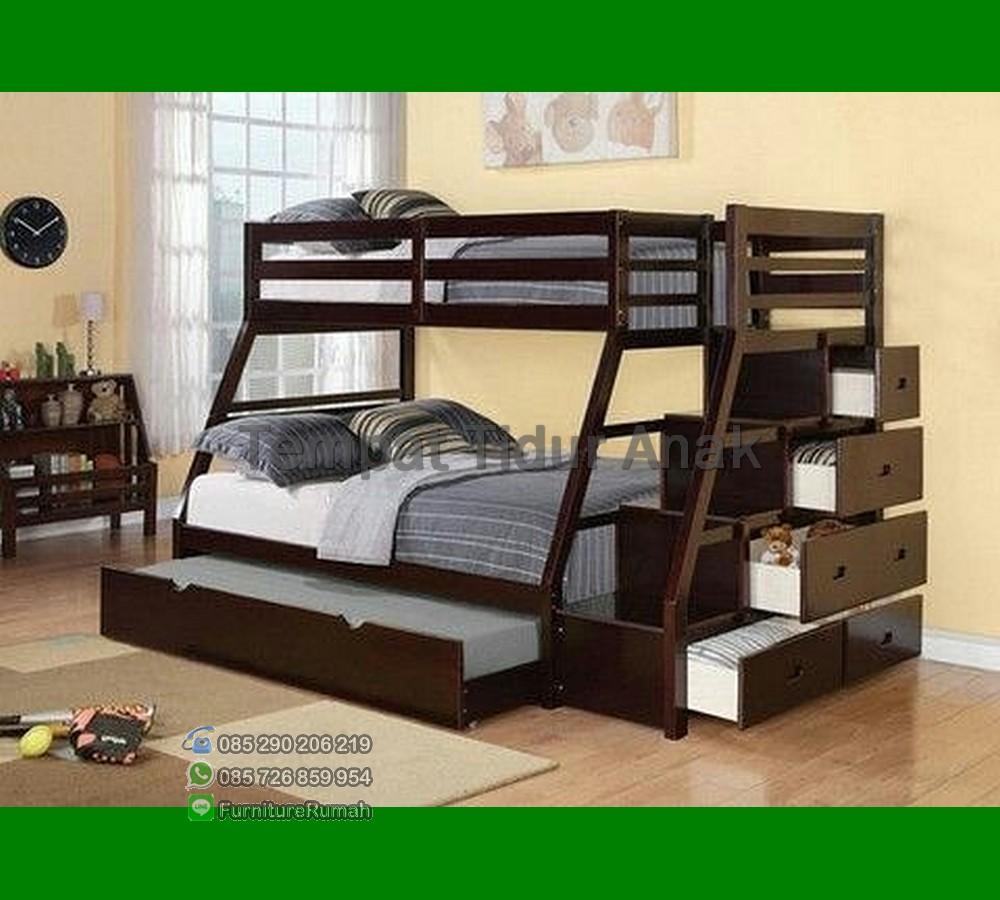Tempat Tidur Buat Anak Perempuan FK TA 529