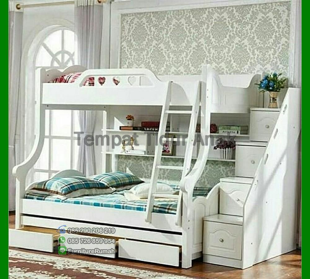Tempat Tidur Cantik Untuk Anak Perempuan FK TA 532