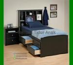 Tempat Tidur Unik Untuk Anak Perempuan FK TA 569