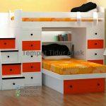 Tempat Tidur Untuk Anak Anak Perempuan FK TA 522