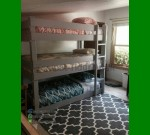 Tempat Tidur Untuk Anak Kecil FK TA 484