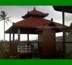 Musholla Gazebo Rumah Kayu Kelapa FK-GZ 861