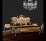 Furniture Dewasa Set Kamar Tidur Duco Gold FK KS 145