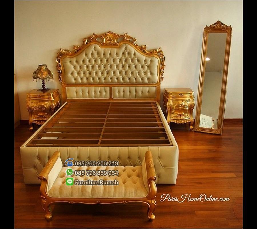 Furniture Istimewa Sofa Tempat Tidur Ukiran Paris Home FK KS 150