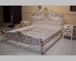Furniture Kamar Tidur Set Tempat Tidur Racoco Ukiran Jepara FK KS 155