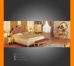 Furniture Set Tempat Tidur Duco Gold Indiana FK KS 173