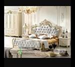 Furniture Ukiran Jepara Set Tempat Tidur Duco dan Jok Modenna FK KS 177
