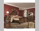 Furniture Unik Tempat Tidur Jati Solid Ukiran Khas Jepara FK KS 178