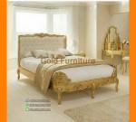 Gambar Set Tempat Tidur Terbaru Gold Furniture FK KS 185