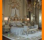 Italian Furniture Modern Klasik Kombinasi Silver Emas FK KS 203