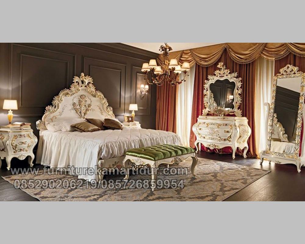 Mebel Mewah Furniture Jepara Dengan Pilihan Ukiran Solid Wood FK KS 223