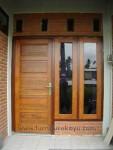 Kusen Pintu Kayu Jepara KP 001