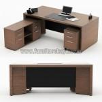 Furniture Kantor Meja Kerja Kayu Kode ( FK 026 )