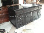 Buffet Minimalis Black Finish Kode ( FK 079 )