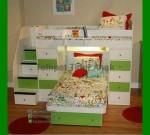 Aneka Tempat Tidur Anak Perempuan FK TA 521