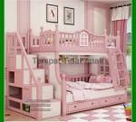 Cara Membuat Tempat Tidur Anak Perempuan FK TA 531