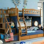 Contoh Tempat Tidur Anak Perempuan FK TA 530
