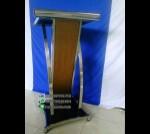 Harga Podium Mimbar Minimalis Jepara FK-PM 107