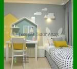 Model Tempat Tidur Anak Cowok FK TA 264