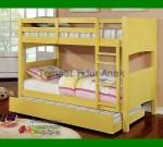 Model Tempat Tidur Susun Anak Perempuan FK TA 561