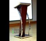 Podium Mimbar Minimalis Stainless Jepara FK-PM 128