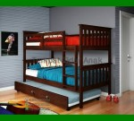 Satu Set Tempat Tidur Anak Perempuan FK TA 566