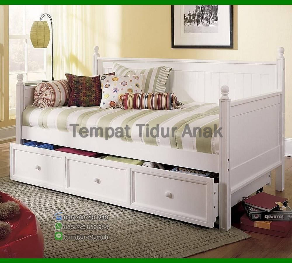 Tempat Tidur Anak Berlaci FK TA 606