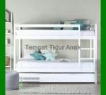Tempat Tidur Anak Laki Laki Karakter FK TA 736
