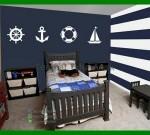 Tempat Tidur Anak Laki Laki Sederhana FK TA 367