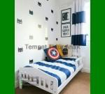 Tempat Tidur Anak Minimalis Hello Kitty FK TA 681