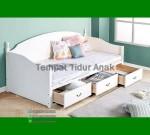 Tempat Tidur Anak Mobil Murah FK TA 753