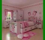 Tempat Tidur Anak Perempuan Lucu FK TA 416