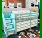 Tempat Tidur Anak Sorong Laci FK TA 437