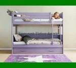 Tempat Tidur Anak Warna Pink FK TA 485