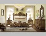Furniture Mewah Set Tempat Tidur Lengkap Idola FK KS 167