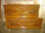 Furniture Jepara Tempat Tidur Davinci Tambang FK 221