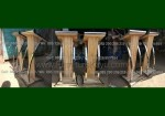 Ready Stock Mimbar Podium Minimalis Stainless Mentahan Belum Finishing Warna FK-PM 329